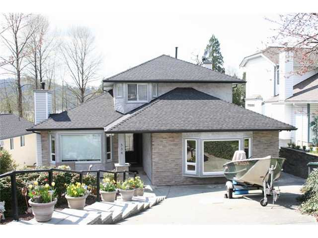 Main Photo: 534 SAN REMO Drive in Port Moody: North Shore Pt Moody House for sale : MLS®# V943795