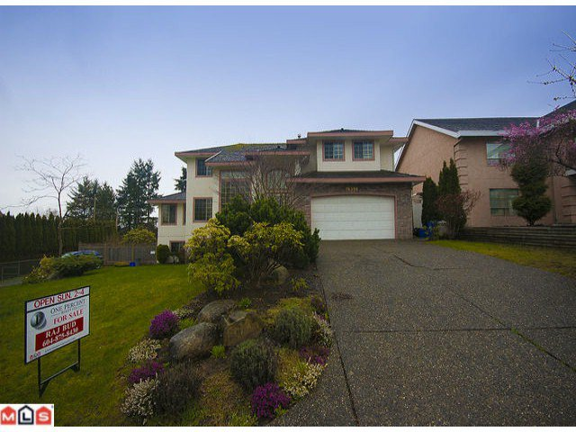 Main Photo: 16356 95A Avenue in Surrey: House for sale : MLS®# F1109734