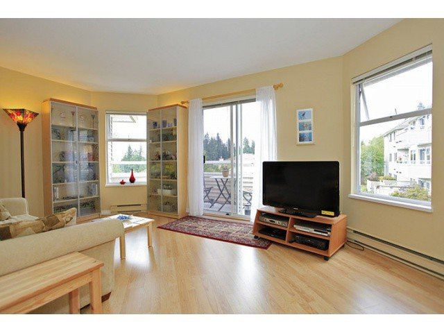 Photo 2: Photos: #306 - 450 Bromley Street in Coquitlam: Coquitlam East Condo for sale : MLS®# V1003775