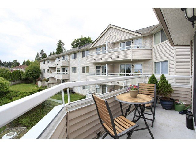 Photo 1: Photos: #306 - 450 Bromley Street in Coquitlam: Coquitlam East Condo for sale : MLS®# V1003775