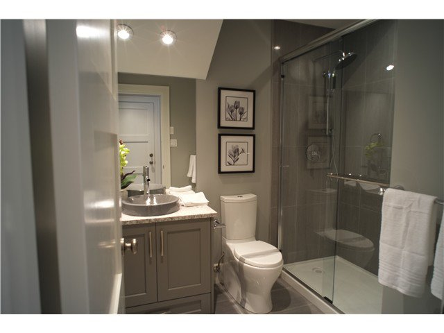 Photo 9: Photos: 336 W 14TH Avenue in Vancouver: Mount Pleasant VW Townhouse  (Vancouver West)  : MLS®# V1049549