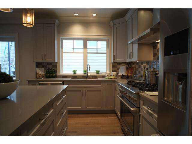 Photo 3: Photos: 336 W 14TH Avenue in Vancouver: Mount Pleasant VW Townhouse  (Vancouver West)  : MLS®# V1049549