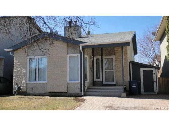 Main Photo: 195 Thurlby Road in WINNIPEG: North Kildonan Residential for sale (North East Winnipeg)  : MLS®# 1408512