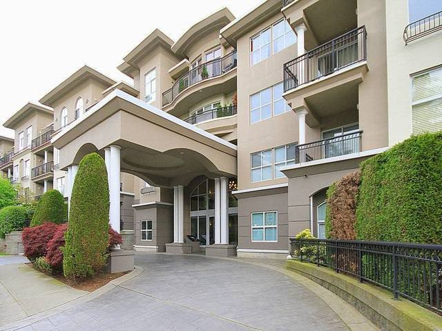 "Main Photo: 308 1185 PACIFIC Street in Coquitlam: North Coquitlam Condo for sale in ""CENTERVILLE"" : MLS®# V1062260"