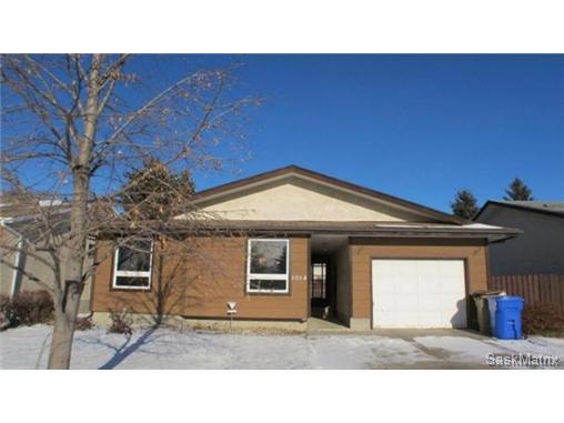 Main Photo: 1014 GRAHAM Road in Regina: Glencairn Village Single Family Dwelling for sale (Regina Area 04)  : MLS®# 496807