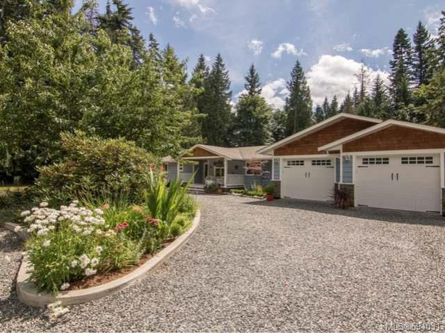 Main Photo: 1380 DUFFIELD ROAD in COBBLE HILL: ML Cobble Hill House for sale (Malahat & Area)  : MLS®# 694031