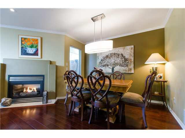 """Photo 3: Photos: 53 8701 16TH Avenue in Burnaby: The Crest Townhouse for sale in """"ENGELWOOD MEWS"""" (Burnaby East)  : MLS®# V1117419"""