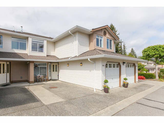 "Main Photo: 205 8260 162A Street in Surrey: Fleetwood Tynehead Townhouse for sale in ""FLEETWOOD MEADOWS"" : MLS®# F1441120"