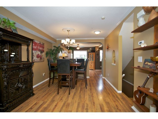 "Photo 10: Photos: 76 20176 68 Avenue in Langley: Willoughby Heights Townhouse for sale in ""Steeplechase"" : MLS®# F1450205"