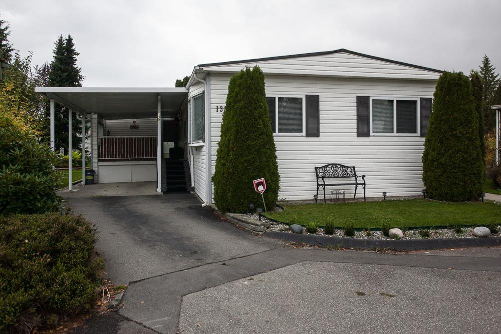 "Main Photo: 138 1840 160 Street in Surrey: King George Corridor Manufactured Home for sale in ""BREAKAWAY BAYS"" (South Surrey White Rock)  : MLS®# R2010007"