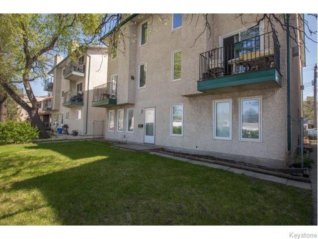 Main Photo: 204 Goulet Street in Winnipeg: St Boniface Condominium for sale (South East Winnipeg)  : MLS®# 1612583