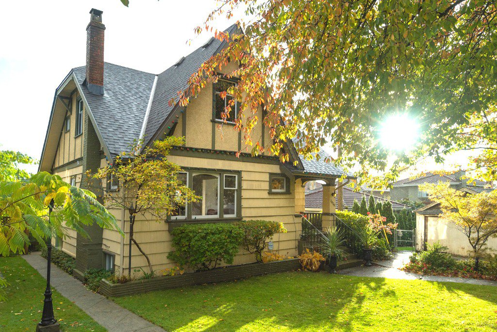 Main Photo: 2620 TURNER Street in Vancouver: Renfrew VE House for sale (Vancouver East)  : MLS®# R2117630