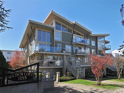 Main Photo: 103 1155 Yates St in VICTORIA: Vi Downtown Condo for sale (Victoria)  : MLS®# 752534