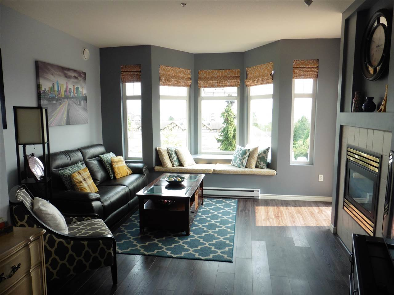 "Photo 3: Photos: 307 580 TWELFTH Street in New Westminster: Uptown NW Condo for sale in ""THE REGENCY"" : MLS®# R2193816"