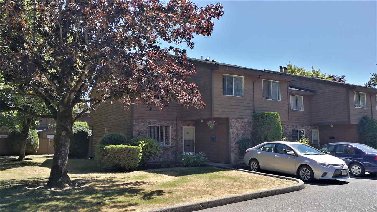 Main Photo: 47 9111 NO. 5 ROAD in Richmond: Ironwood Townhouse for sale : MLS®# R2196479