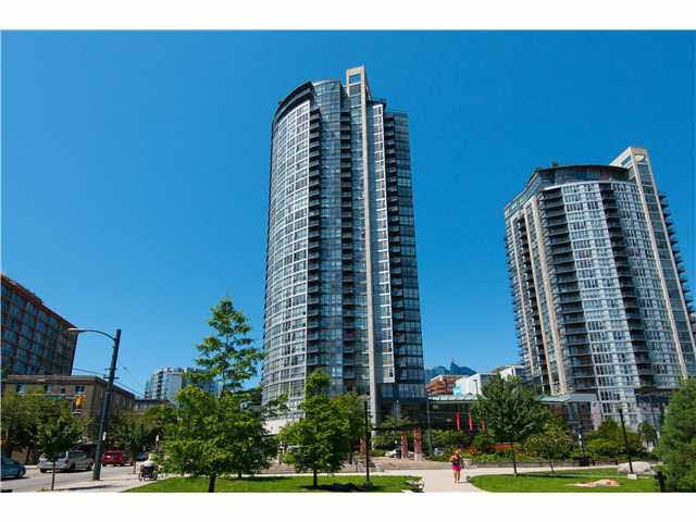 Main Photo: 2304 1199 SEYMOUR STREET in : Downtown VW Condo for sale : MLS®# V1073628
