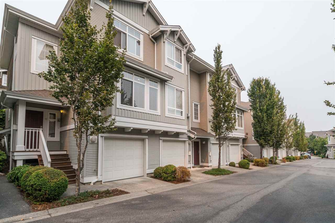 "Main Photo: 11 15068 58TH Street in Surrey: Sullivan Station Townhouse for sale in ""Summer Ridge"" : MLS®# R2205404"