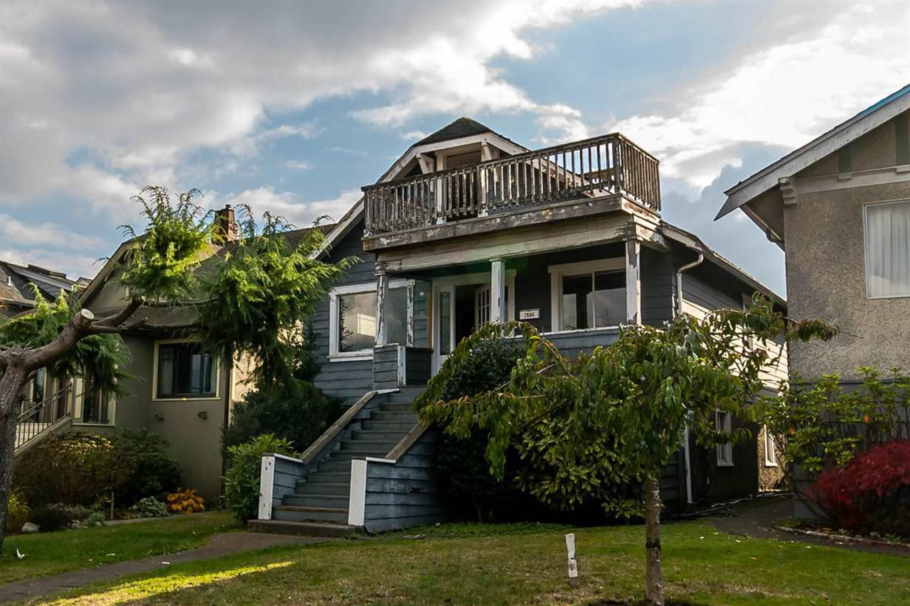Main Photo: 2886 TRINITY Street in Vancouver: Hastings East House for sale (Vancouver East)  : MLS®# R2219306