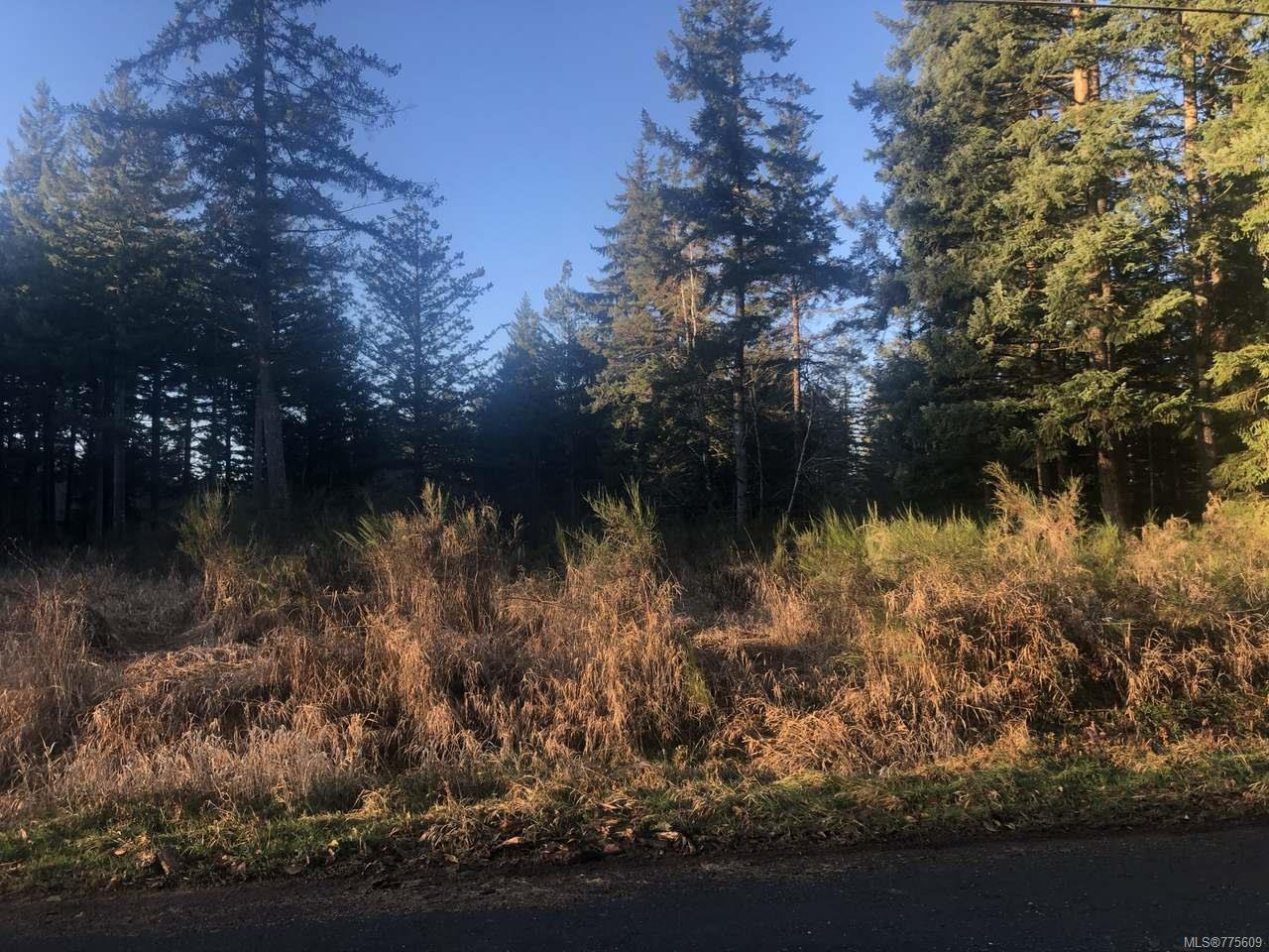 Main Photo: LT A Wilson Rd in COURTENAY: CV Courtenay North Land for sale (Comox Valley)  : MLS®# 775609