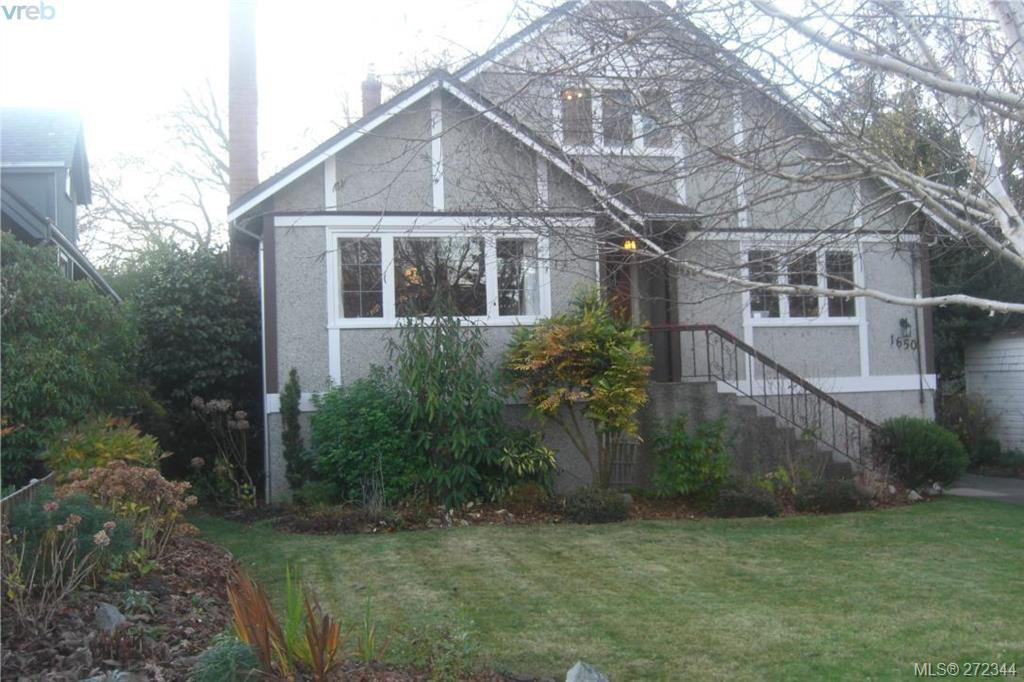 Main Photo: 1650 Hampshire Rd in VICTORIA: OB North Oak Bay Single Family Detached for sale (Oak Bay)  : MLS®# 524975