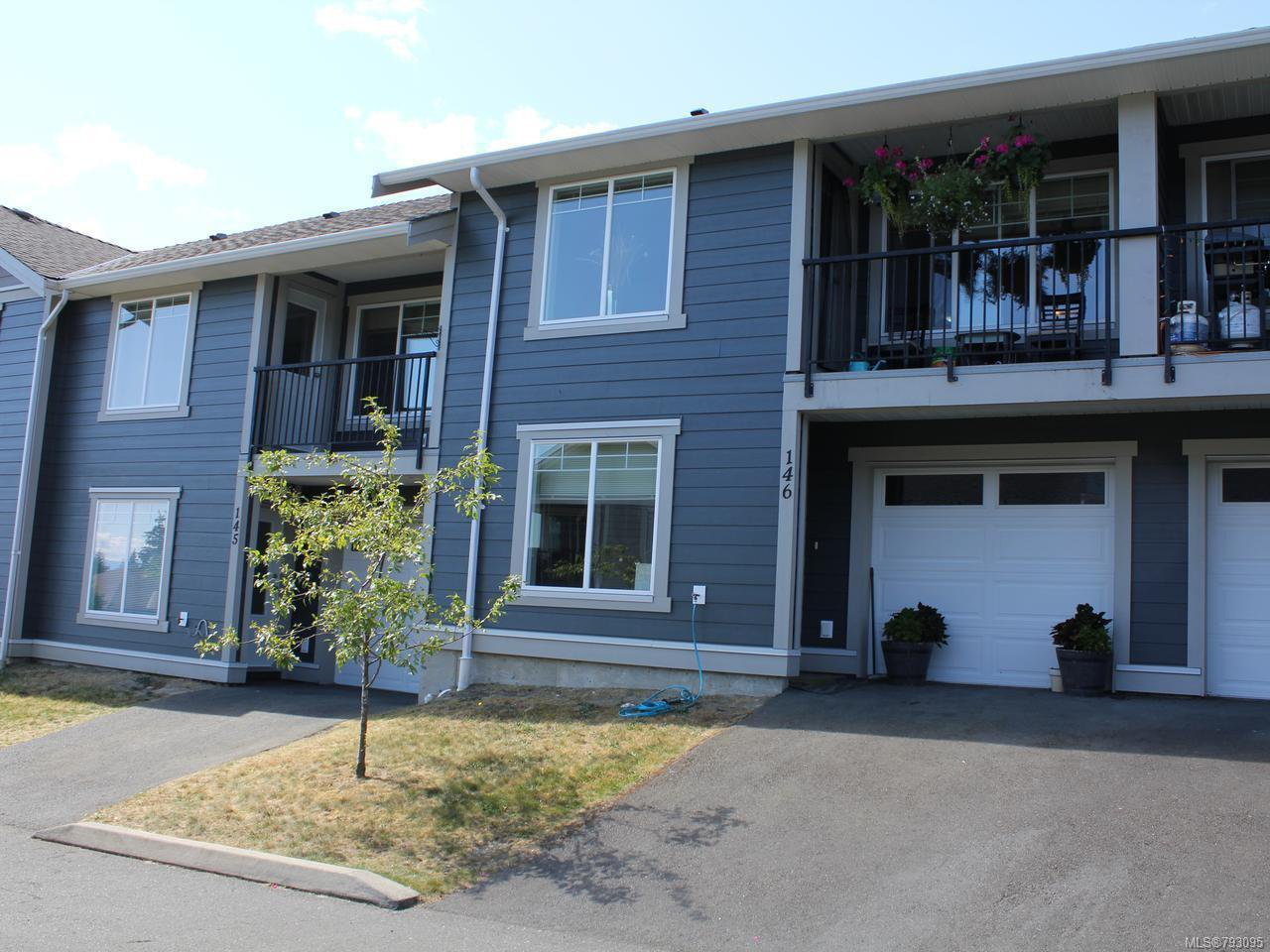 Main Photo: 146 701 HILCHEY ROAD in CAMPBELL RIVER: CR Willow Point Row/Townhouse for sale (Campbell River)  : MLS®# 793095