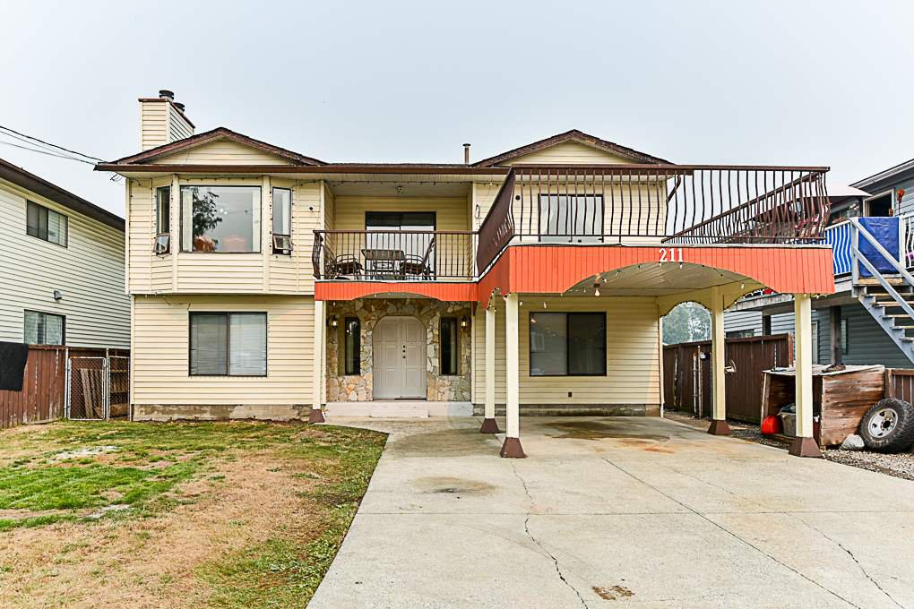Main Photo: 211 BOYNE Street in New Westminster: Queensborough House for sale : MLS®# R2300141