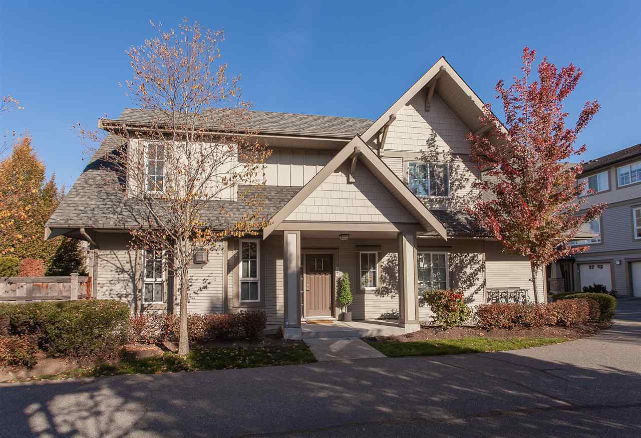"""Main Photo: 57 2501 161A Street in Surrey: Grandview Surrey Townhouse for sale in """"Highland Park"""" (South Surrey White Rock)  : MLS®# R2317106"""