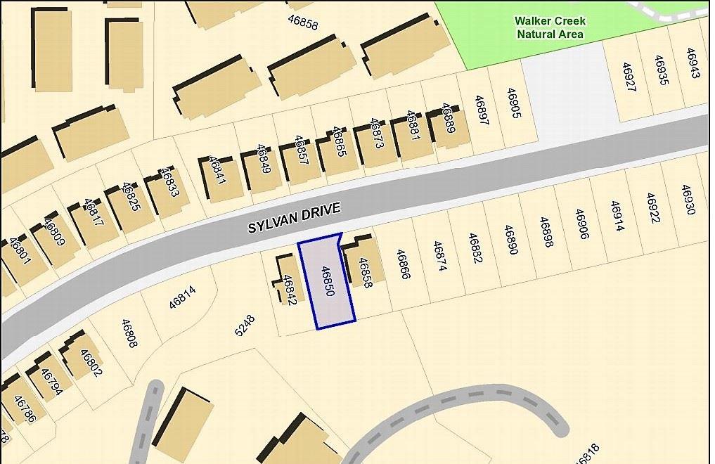 Main Photo: 46850 SYLVAN Drive in Sardis: Promontory Land for sale : MLS®# R2338522