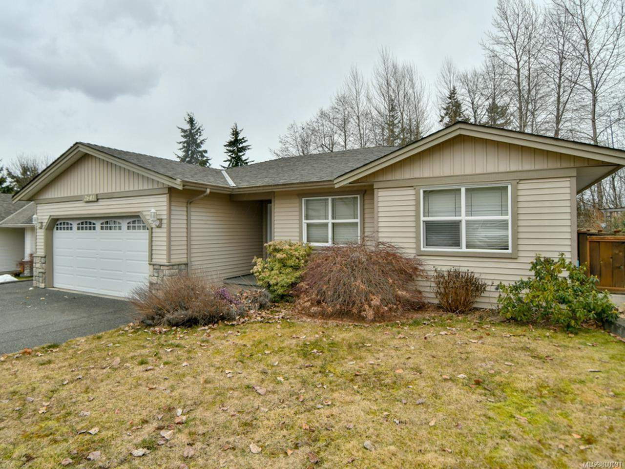 Main Photo: 2641 VANCOUVER PLACE in CAMPBELL RIVER: CR Willow Point House for sale (Campbell River)  : MLS®# 808091