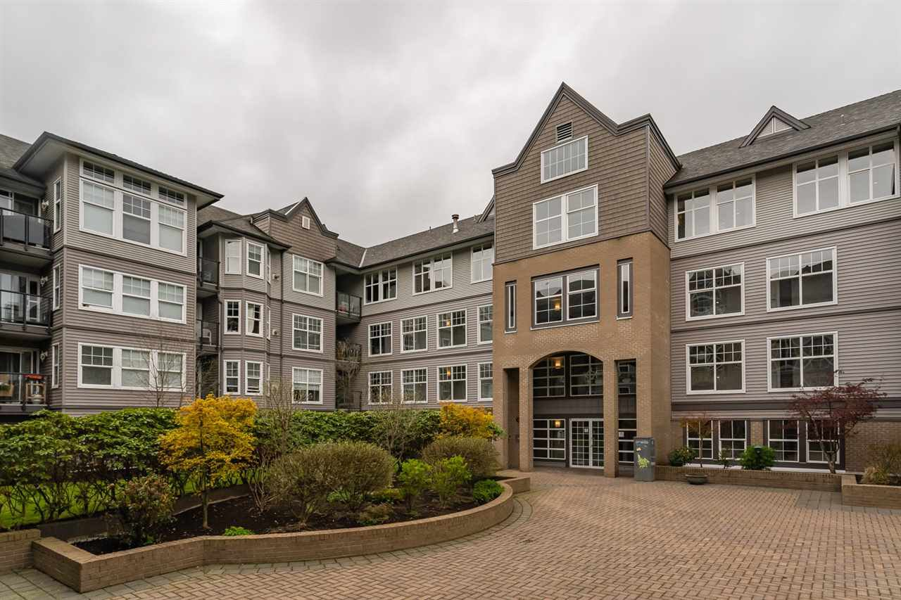 "Main Photo: 407 20200 56 Avenue in Langley: Langley City Condo for sale in ""The Bentley"" : MLS®# R2356698"