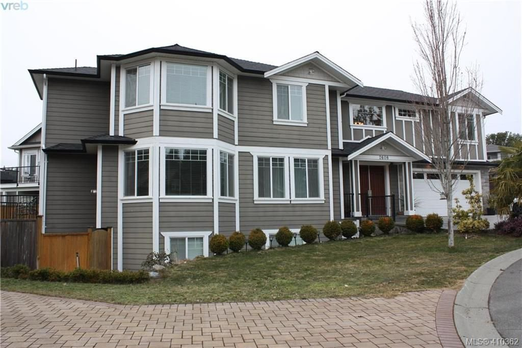 Main Photo: 2608 Bamboo Place in VICTORIA: La Florence Lake Single Family Detached for sale (Langford)  : MLS®# 410362