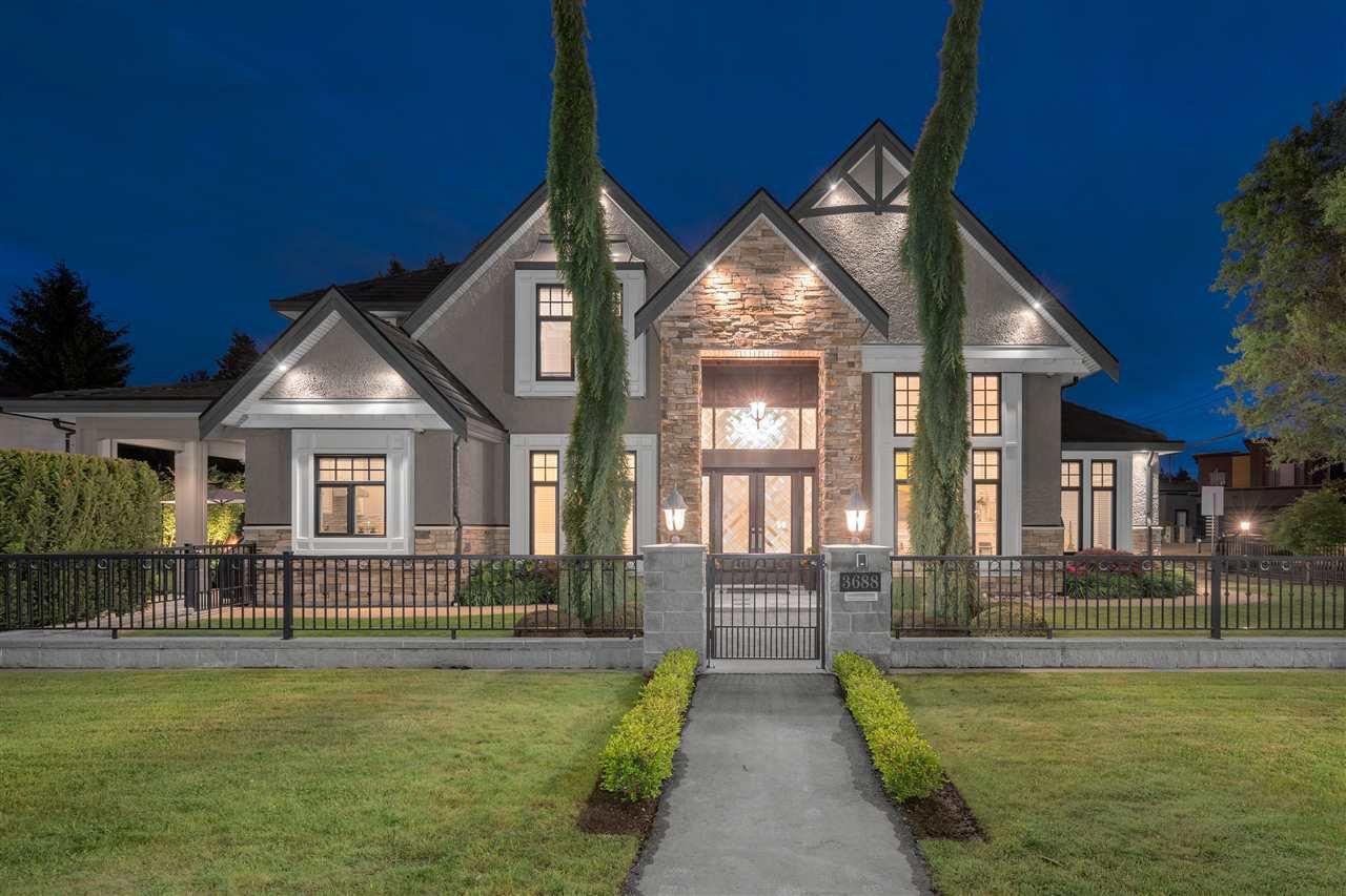 Main Photo: 3688 LAMOND Avenue in Richmond: Seafair House for sale : MLS®# R2373630