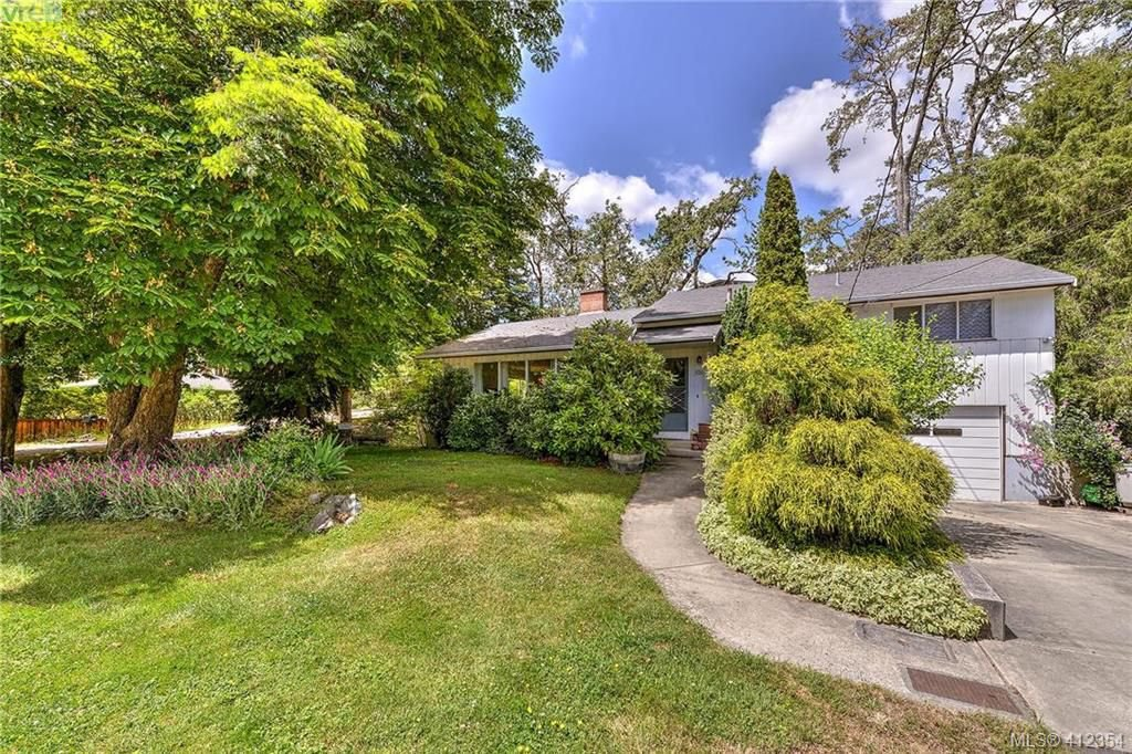 Main Photo: 1226 Tattersall Drive in VICTORIA: SE Maplewood Single Family Detached for sale (Saanich East)  : MLS®# 412354
