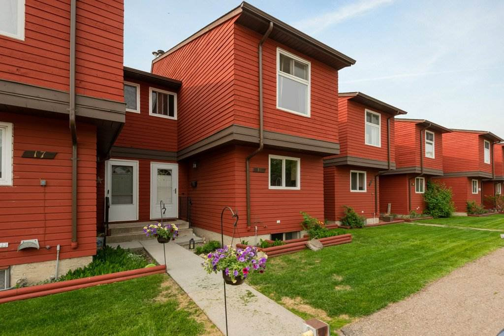 Main Photo: 18 4707 126 ave NW in Edmonton: Zone 35 Townhouse for sale : MLS®# E4162212