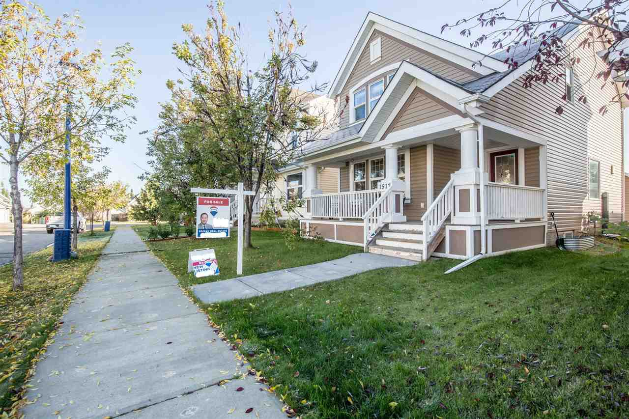 Main Photo: 1517 78 Street in Edmonton: Zone 53 House for sale : MLS®# E4187369
