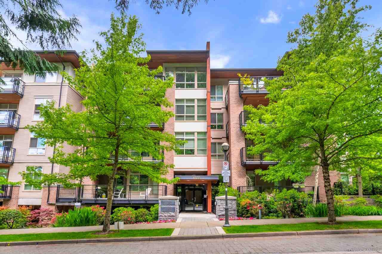 Main Photo: 208 6333 LARKIN Drive in Vancouver: University VW Condo for sale (Vancouver West)  : MLS®# R2463831