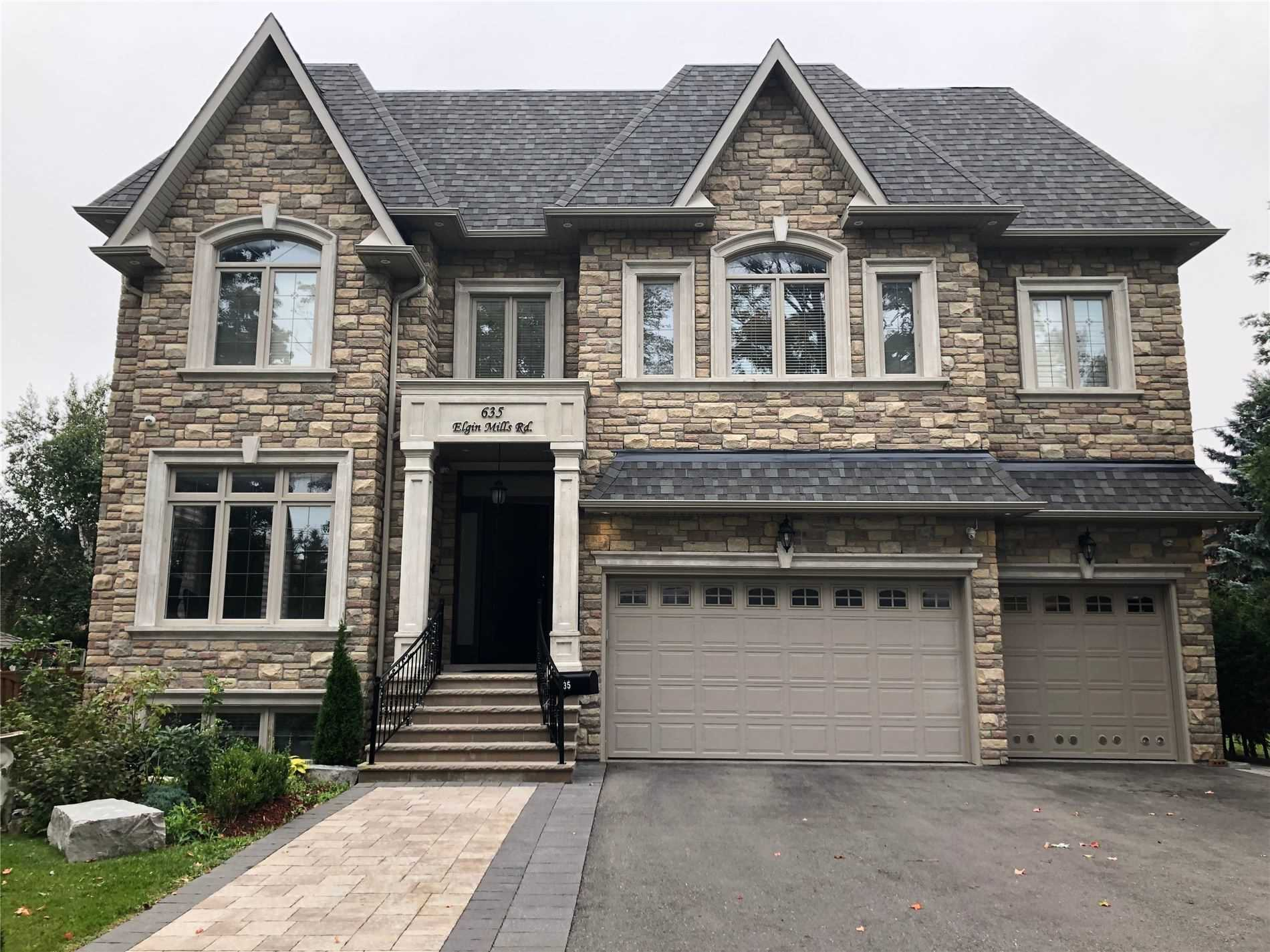 Main Photo: 635 Elgin Mills Rd W in Richmond Hill: Mill Pond Freehold for sale : MLS®# N4905400