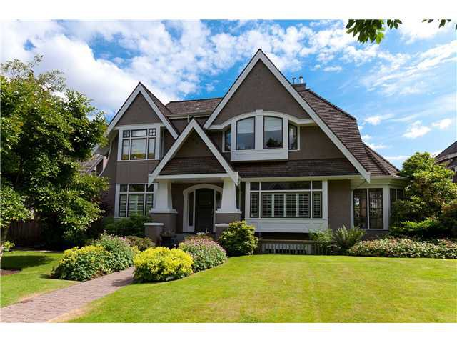 Main Photo: 3938 W 35TH Avenue in Vancouver: Dunbar House for sale (Vancouver West)  : MLS®# V960198