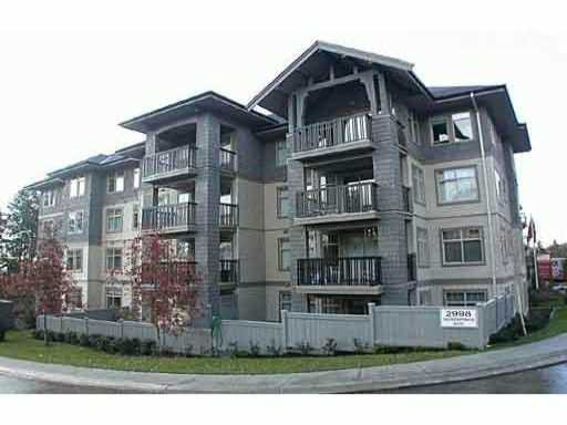 "Main Photo: 105 2998 SILVER SPRINGS Boulevard in Coquitlam: Westwood Plateau Condo for sale in ""TRILLIUM"" : MLS®# V977404"