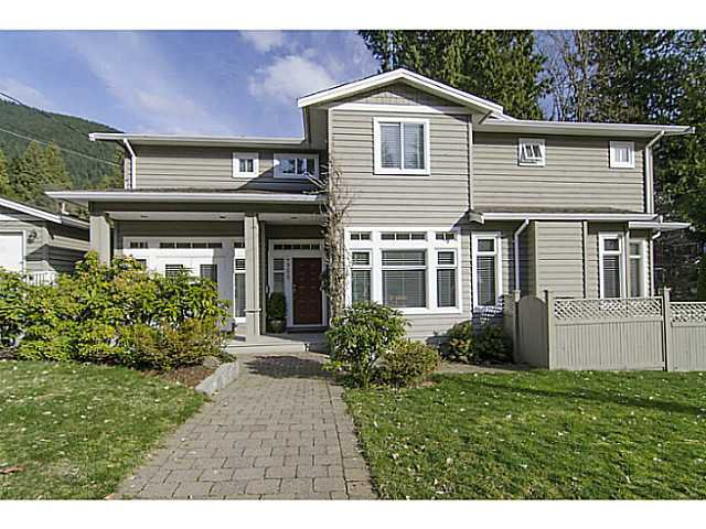 Main Photo: 4988 SHIRLEY AV in North Vancouver: Canyon Heights NV House for sale : MLS®# V1006370