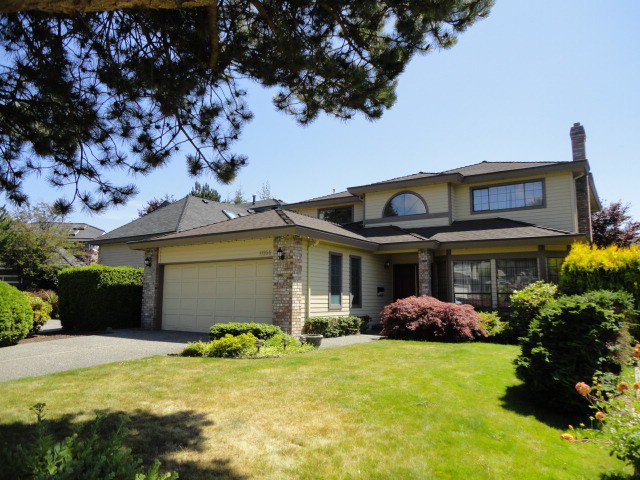 Main Photo: 11956 CARRIAGE PL in Delta: Sunshine Hills Woods House for sale (N. Delta)  : MLS®# F1316787