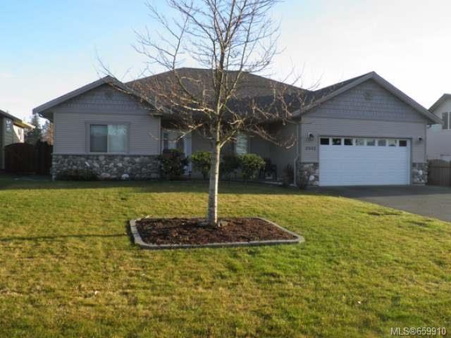 Main Photo: 2602 Hebrides Cres in COURTENAY: CV Courtenay East House for sale (Comox Valley)  : MLS®# 659910