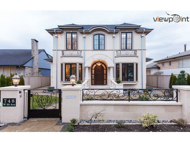"""Main Photo: 748 W 50TH Avenue in Vancouver: South Cambie House for sale in """"OAKRIDGE"""" (Vancouver West)  : MLS®# V1054735"""