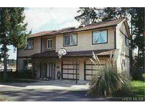 Main Photo: 3077 Brittany Dr in VICTORIA: Co Sun Ridge Single Family Detached for sale (Colwood)  : MLS®# 218370