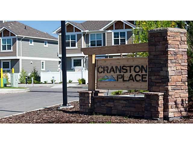 Main Photo: 105 102 CRANBERRY Park SE in Calgary: Cranston Condo for sale : MLS®# C3651019