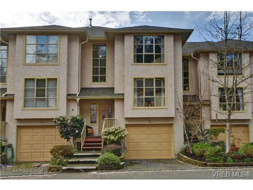 Main Photo: 803 510 Marsett Pl in VICTORIA: SW Royal Oak Row/Townhouse for sale (Saanich West)  : MLS®# 707034