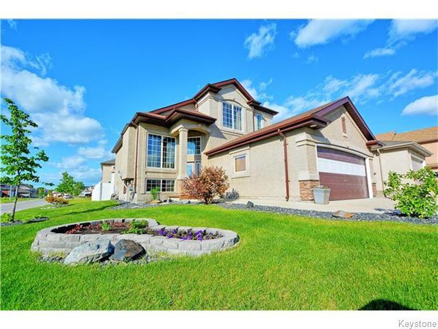 Main Photo: 467 Reg Wyatt Way in WINNIPEG: North Kildonan Residential for sale (North East Winnipeg)  : MLS®# 1522770