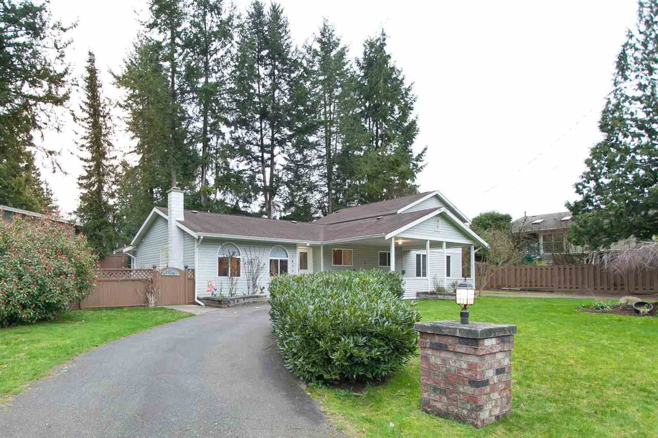 "Main Photo: 3632 203 Street in Langley: Brookswood Langley House for sale in ""BROOKSWOOD"" : MLS®# R2042256"