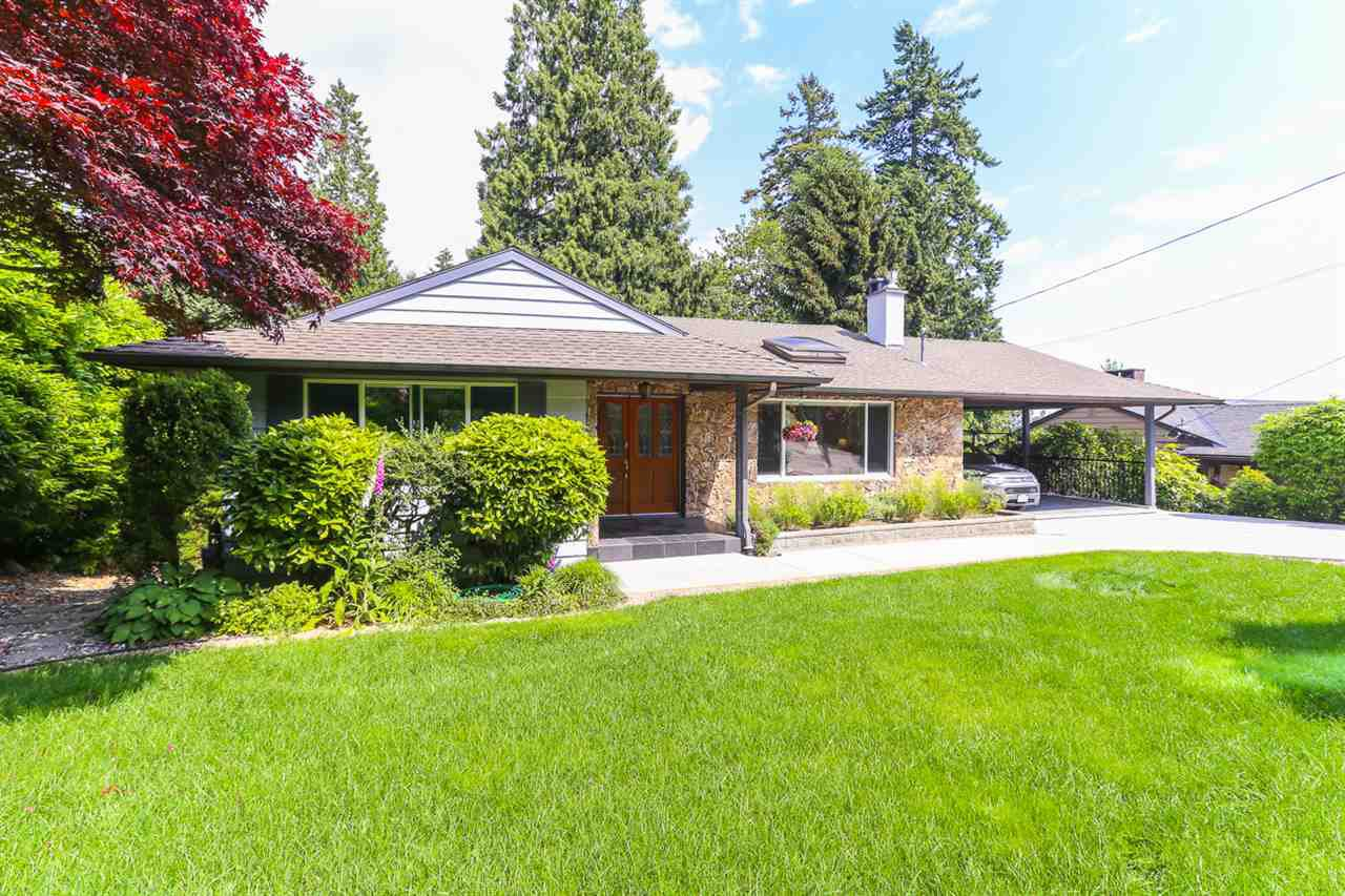 "Main Photo: 2963 THE DELL in Coquitlam: Ranch Park House for sale in ""RANCH PARK"" : MLS®# R2072999"