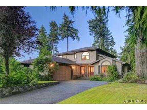Main Photo: 4971 Highgate Rd in VICTORIA: SE Cordova Bay House for sale (Saanich East)  : MLS®# 737511